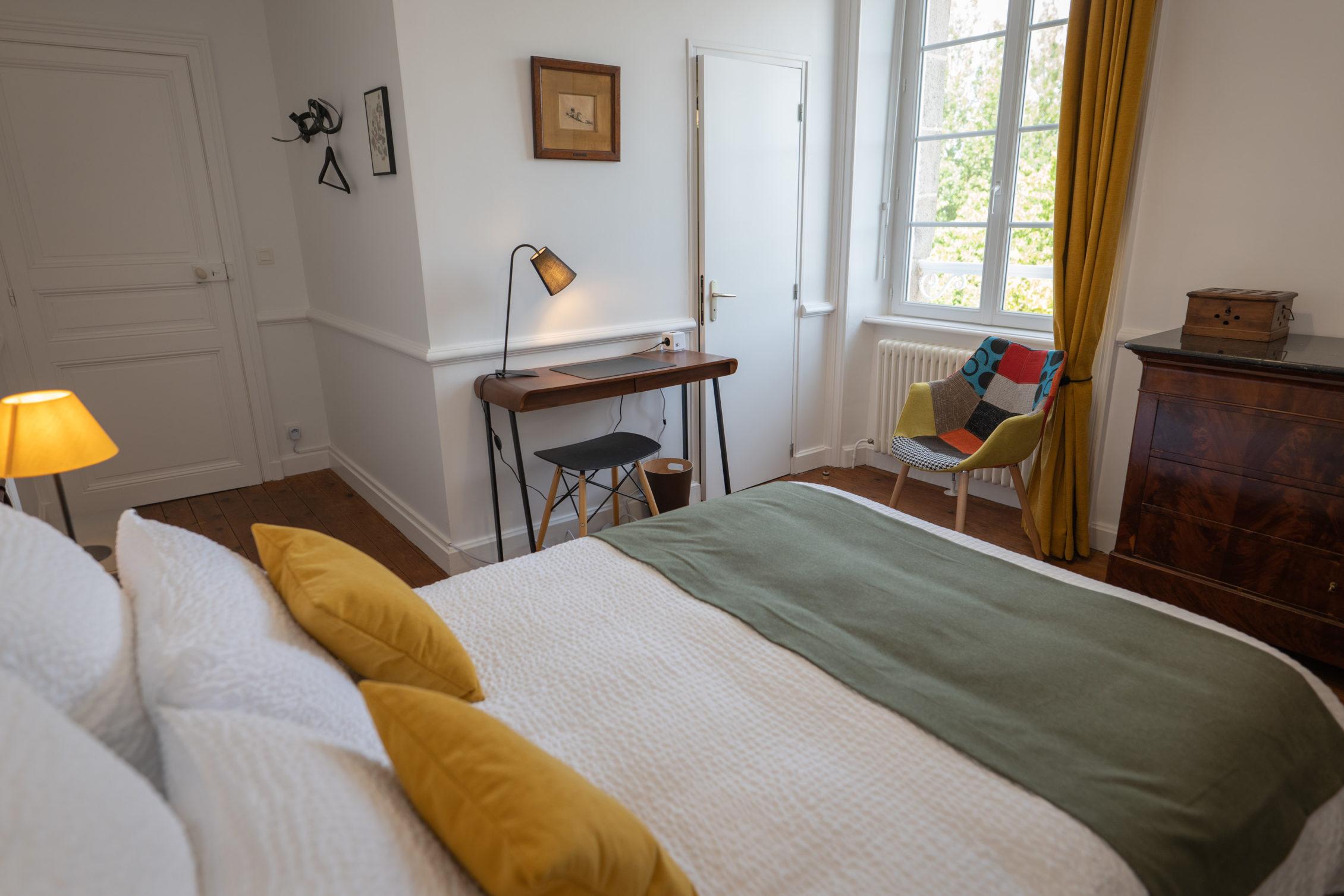 Chambre Crataegus, Kerléon chambres d'hôtes et gîte au Cap Fréhel