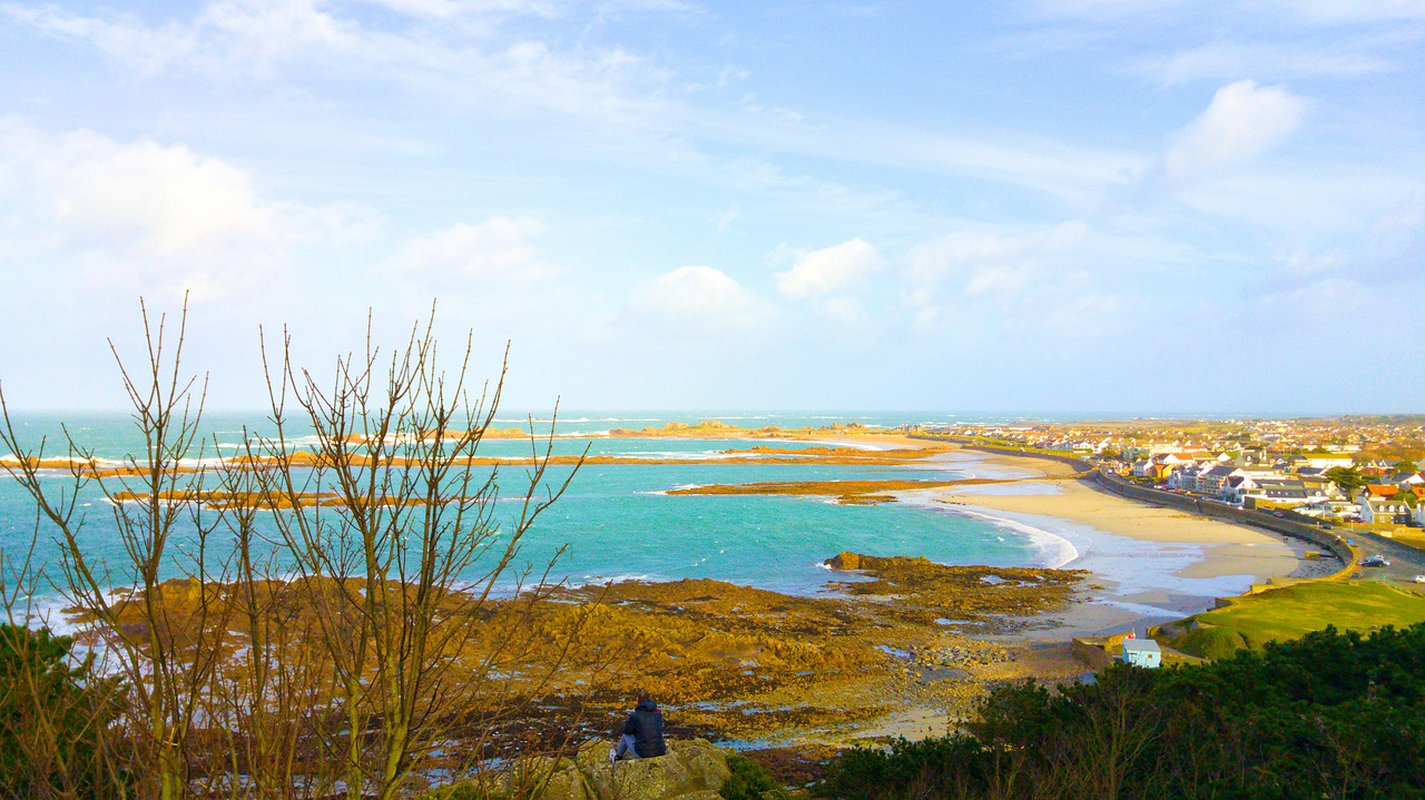 Les îles anglo-normandes, Kerléon chambres d'hôtes et gîte au Cap Fréhel