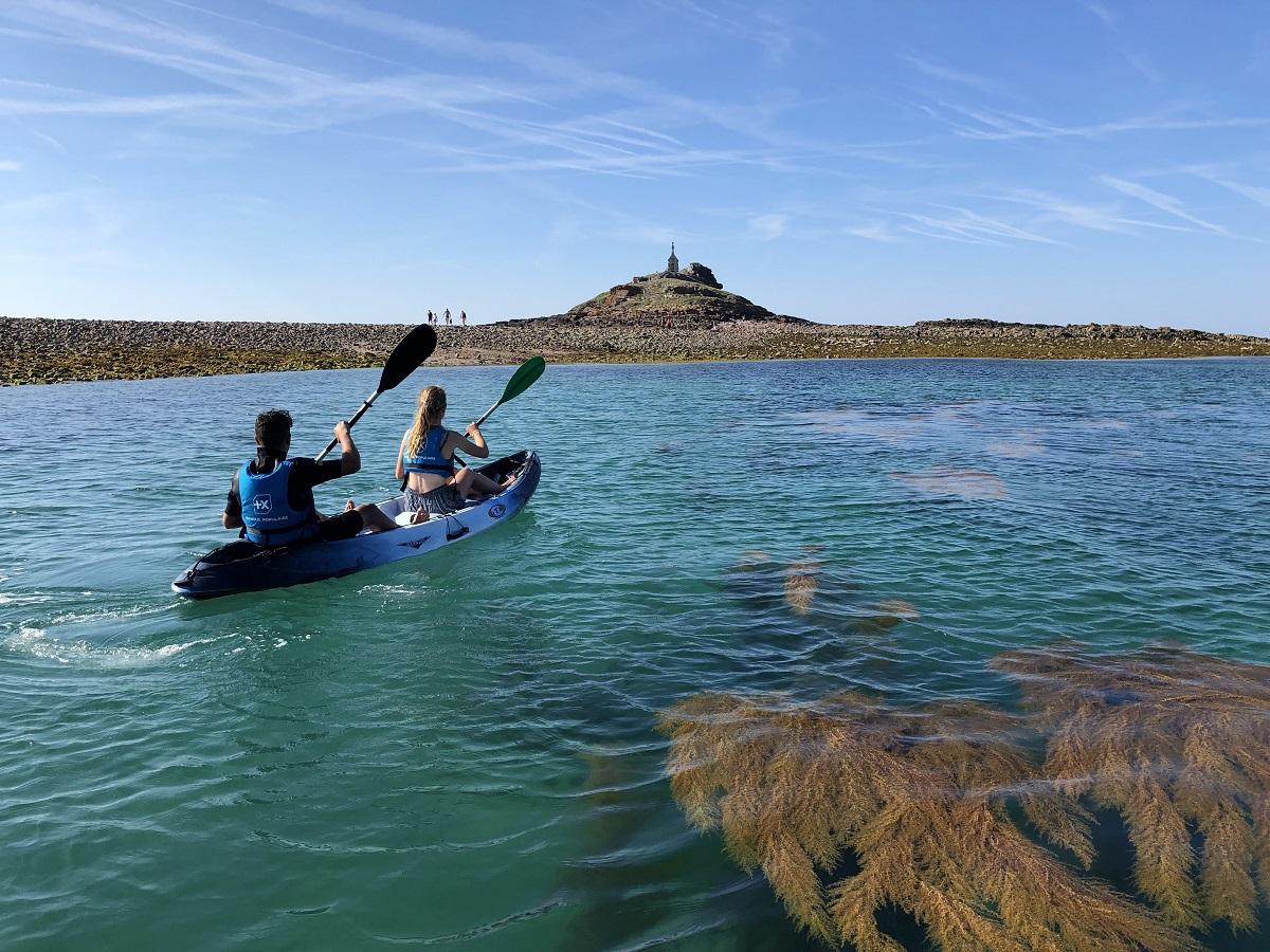 Activités nautiques à Kerléon chambres d'hôtes et gîte au Cap Fréhel